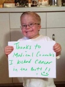 medical cannabis oil kids