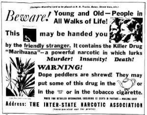 Prohibition beware