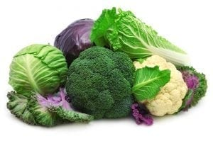 cancer fighting foods cruciferous vegetables